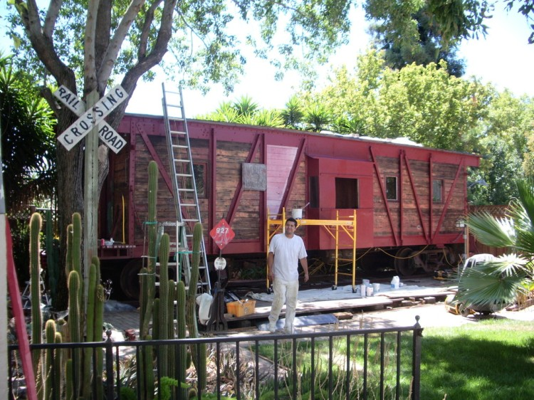 2007 WP668 in painting process